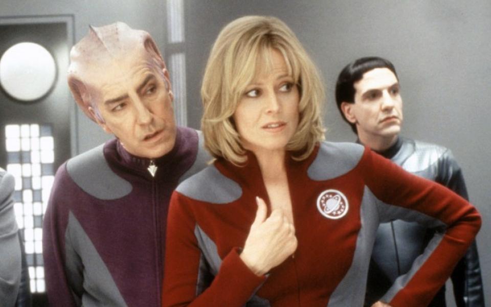 【科幻/喜剧】银河追缉令(1999)【西格妮·韦弗/艾伦·瑞克曼】