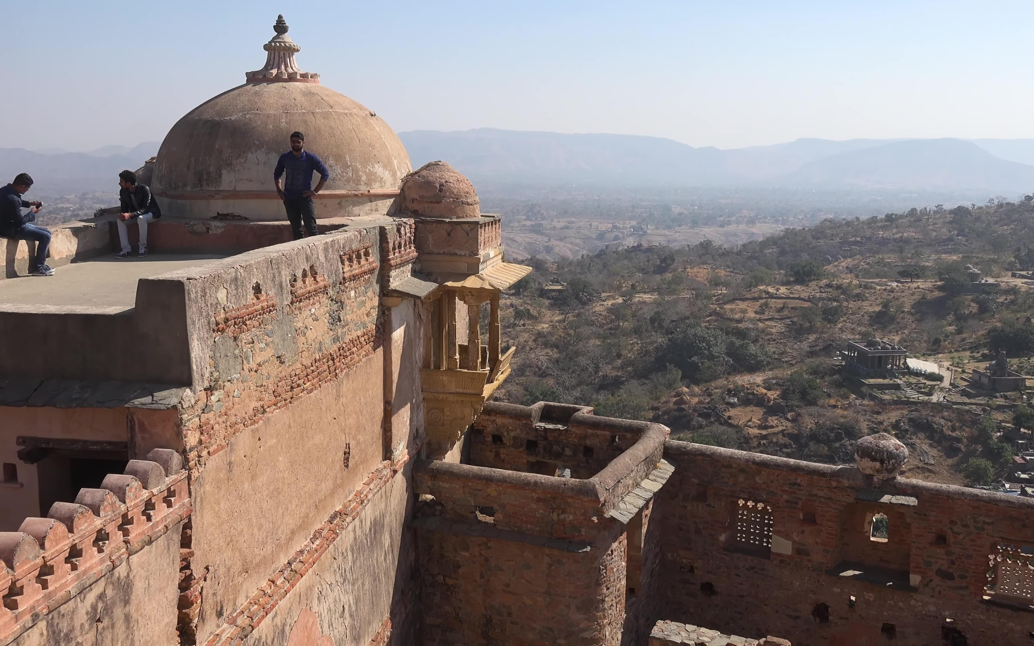 [神奇世界u0026印度]拉贾斯坦邦的寺庙,超级4K高清