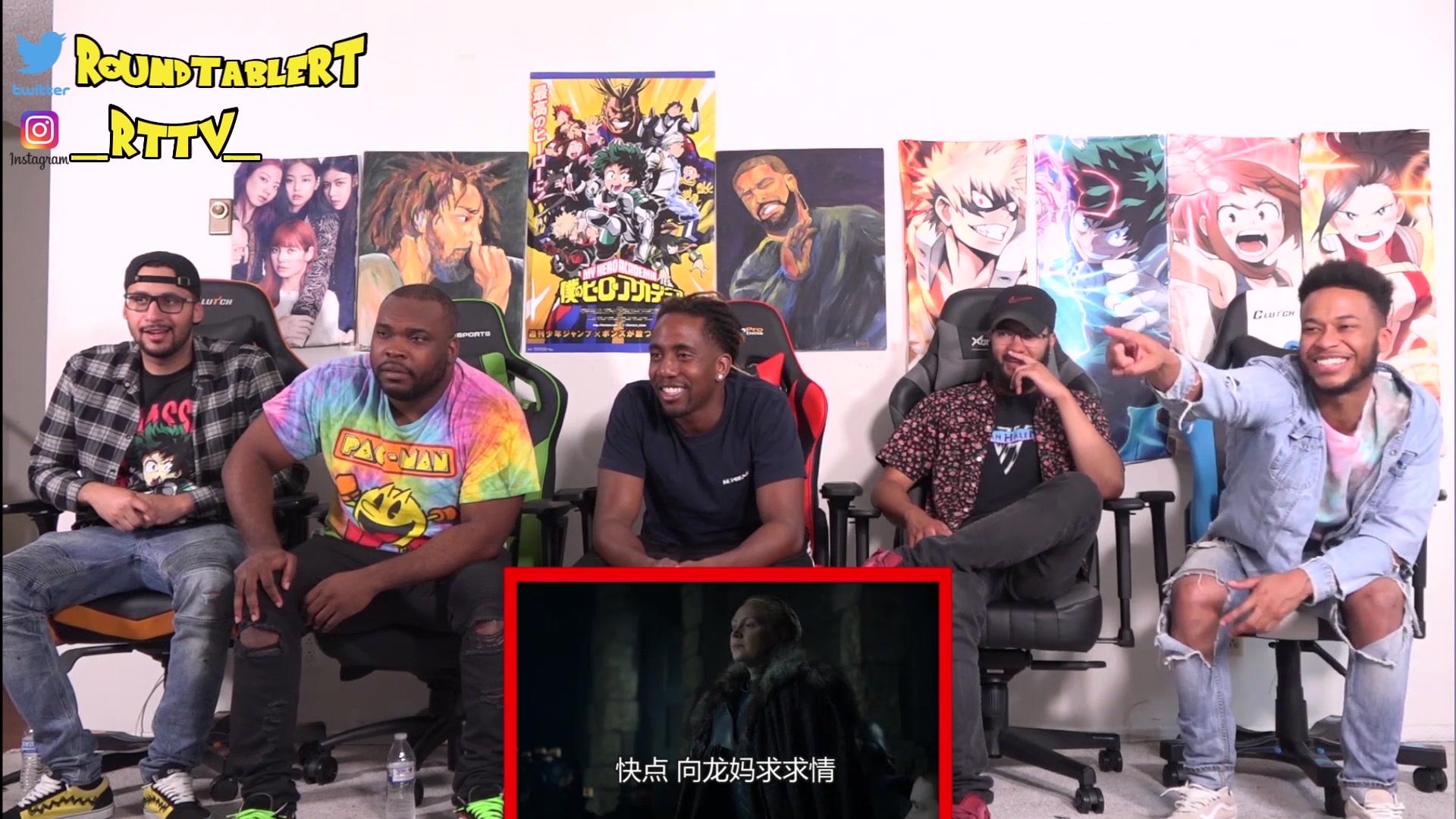 game of thrones season 1 字幕