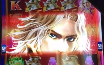 G2E2016 Konami恶魔城老虎机新作……