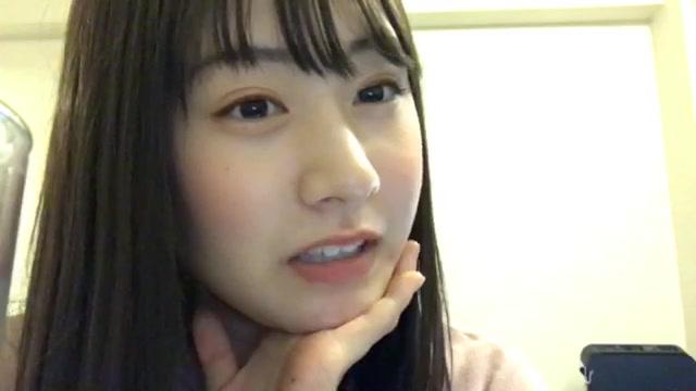 加藤 美南(NGT48 チームNⅢ) (2018年01月16日22時07分20秒) SHOWROOM