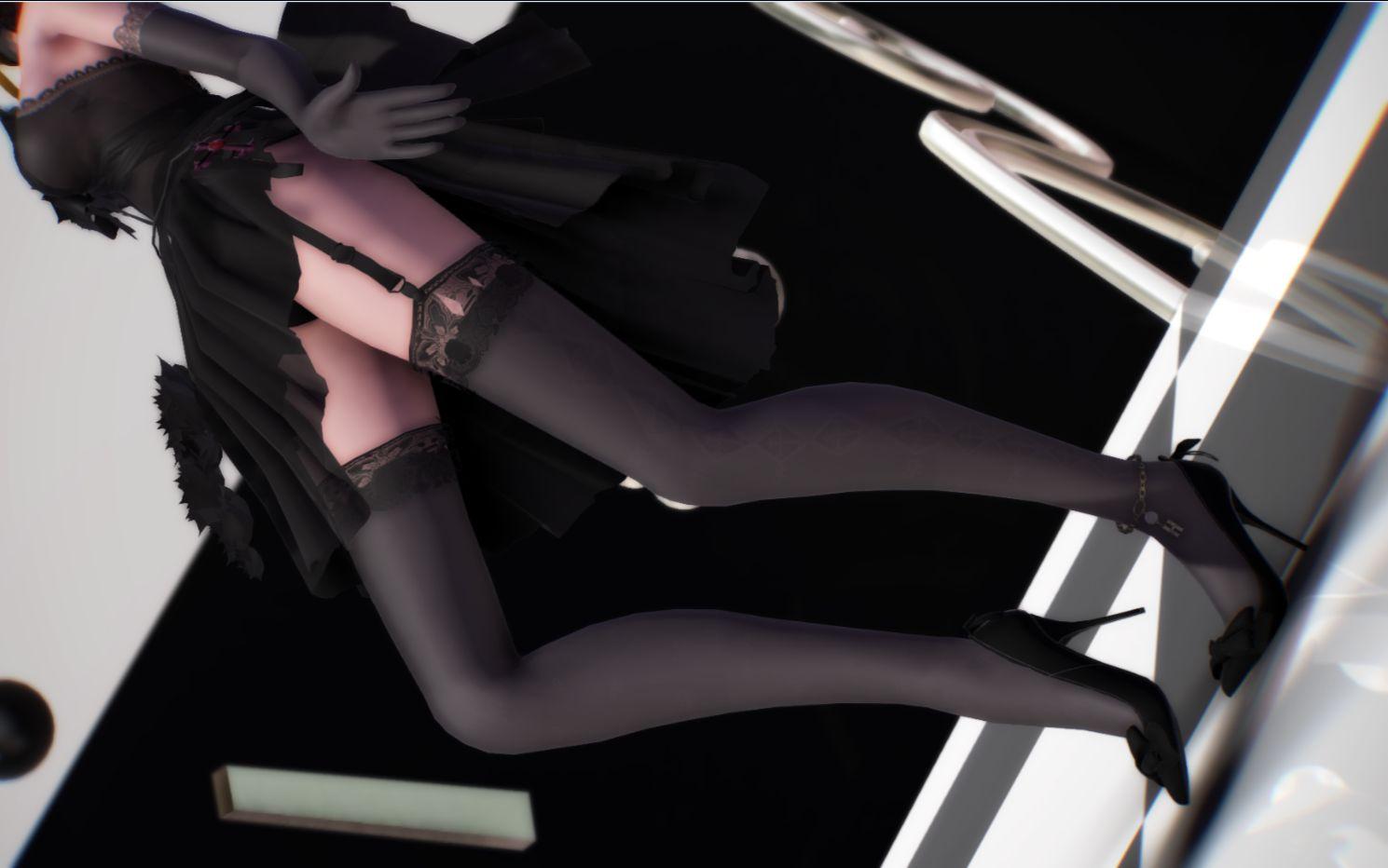 【营养不够系列】saber黑丝婚纱装!麻麻,钢化膜都被我舔碎裂了!Classic!绝对领域,纵享丝滑!腿控福利!这不是绅