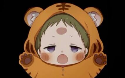 """【学园奶爸】""""你说这个虎太郎,他可爱吗?""""www"""