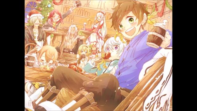 【DRAMA】Tales of Zestiria the X ドラマCD「スレイのイメチェン大作戦!」