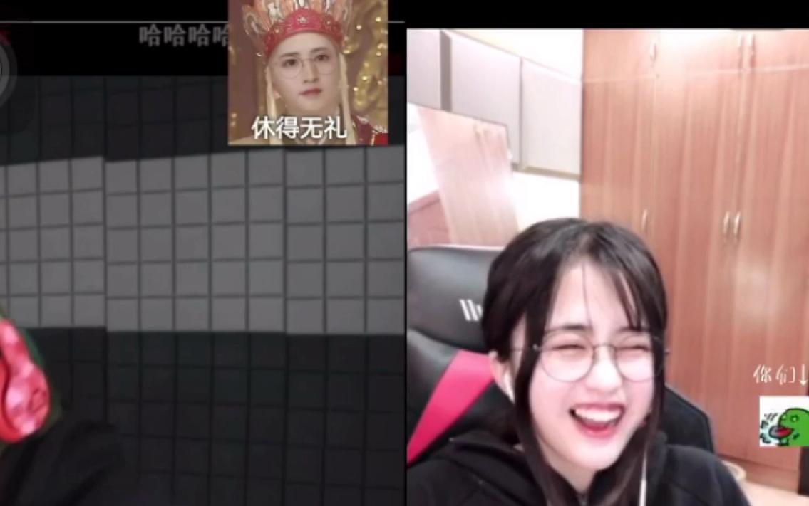 【菠萝赛东】菠萝看徐大虾不要笑挑战!