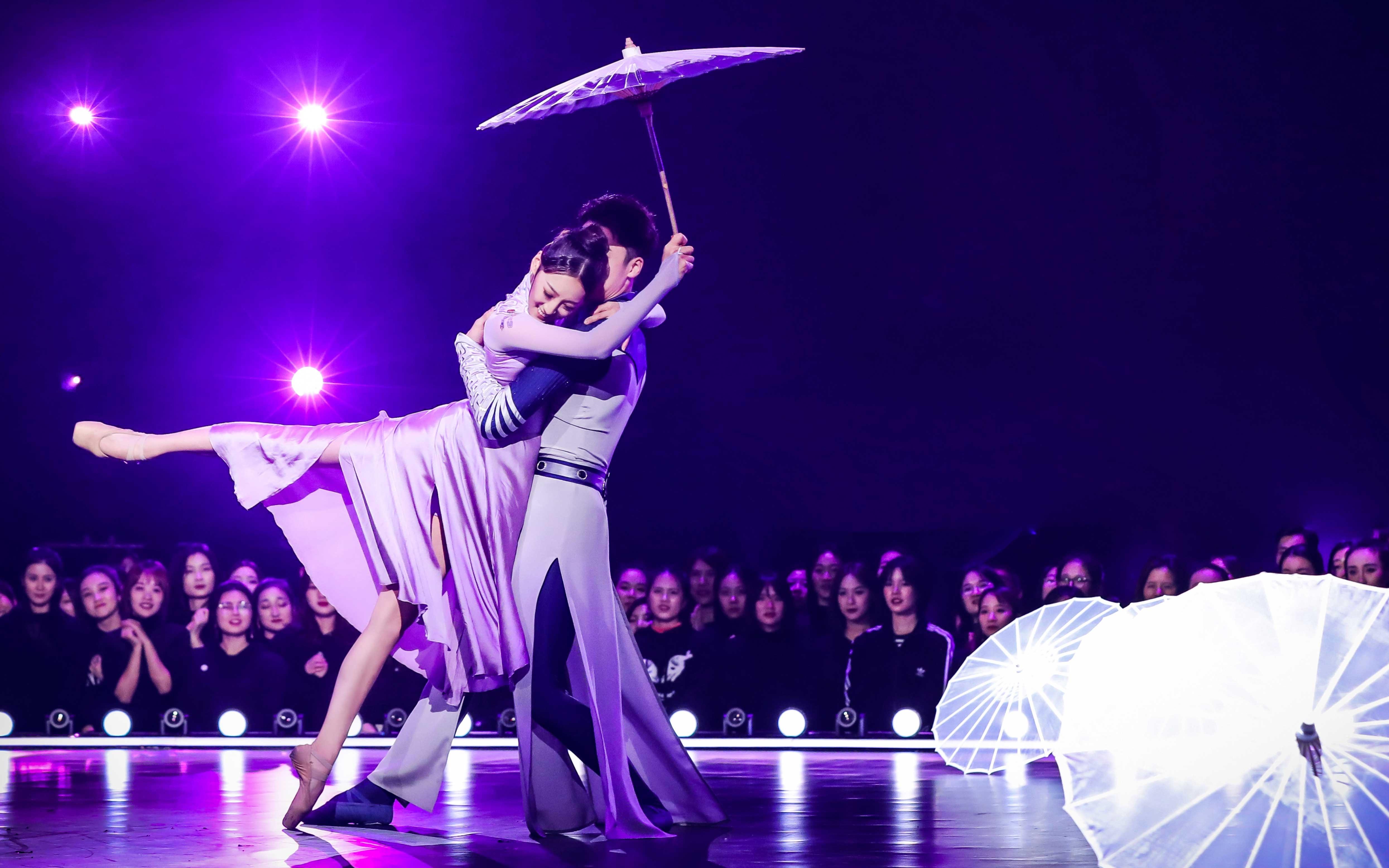 """【舞蹈风暴】""""魏璎珞""""""""富察傅恒""""来舞蹈风暴啦!敖定雯王占峰《守候》用芭蕾演绎《延禧宫略》雪落下的那一刻,你的心化了吗?"""