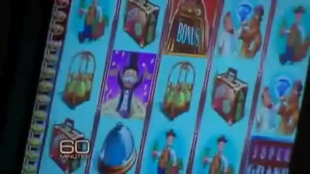 60分钟 赌场的榨钱机:吃角子老虎机