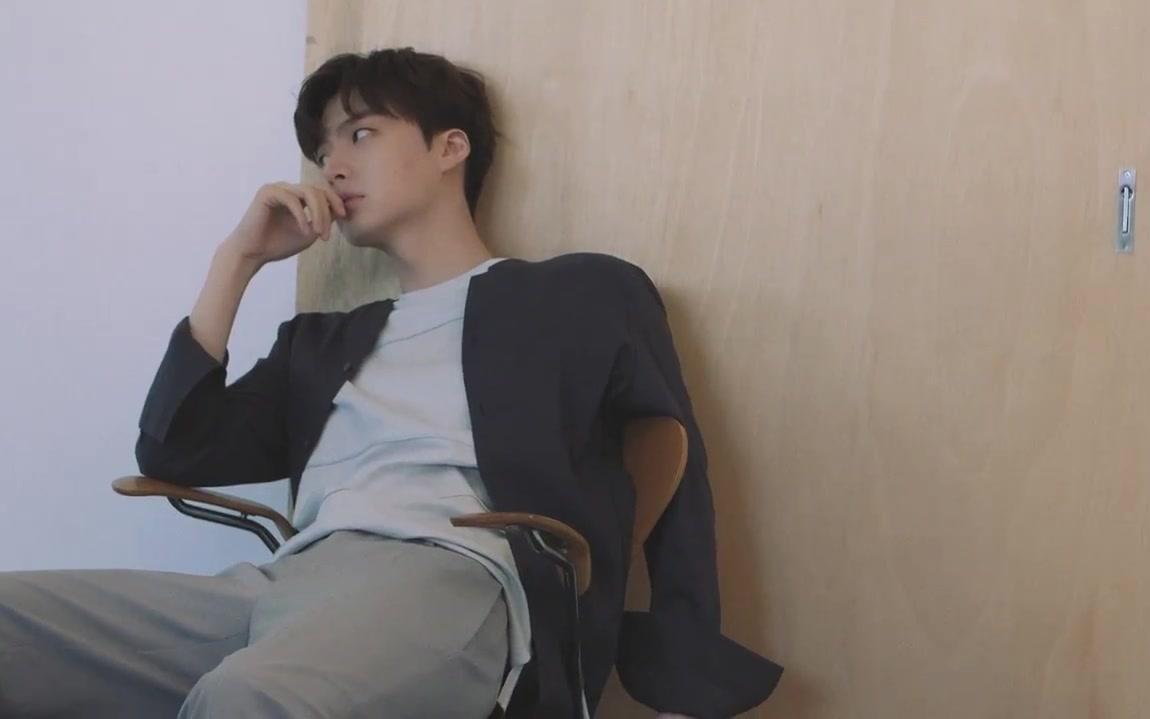 【InStyle Korea】和安宰贤对视是什么感觉?