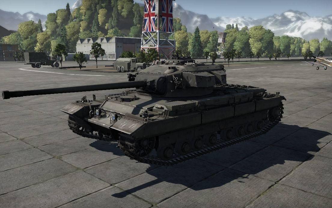 【战争雷霆】我虽然装甲漏风,炮弹染色,机动一般。但卡那封还是坦克