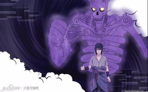 死神vs火影/须佐能乎的力量