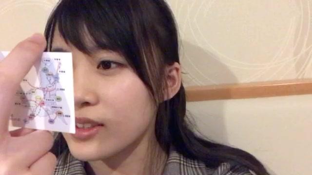 岡部 麟(AKB48 チーム8) (2018年01月10日23時04分00秒) SHOWROOM