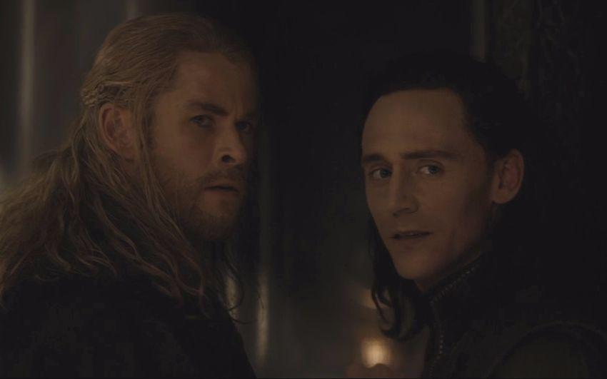 【锤基】【Thorki】你救哪一个