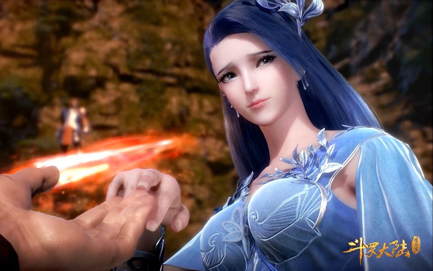 【斗罗大陆】最烧经费的战斗方法,斗罗颜值最高的女子登场!