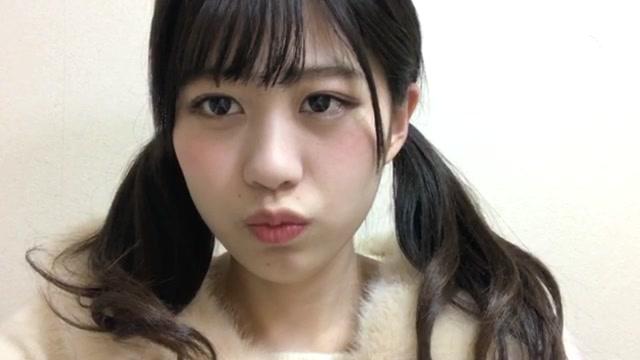 佐野 遥(STU48)推し募集chu(´꒳`)♡ (2018年01月12日23時19分44秒) SHOWROOM