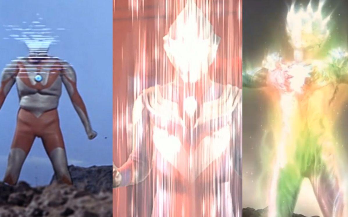 同样是瞬间移动,初代消耗生命,迪迦耗费能量,赛迦无限使用