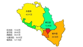 西宁市各区县人口排名_西宁市地图