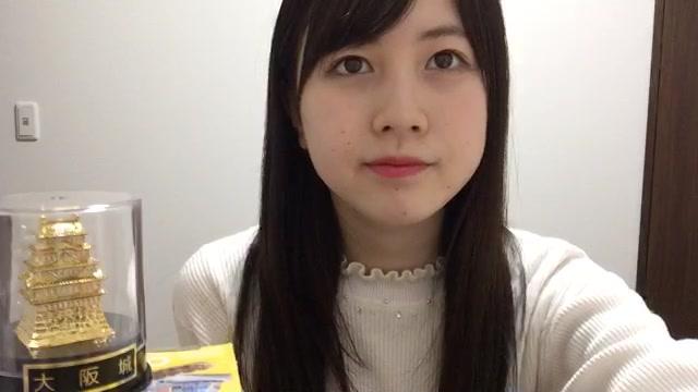 永野 芹佳(AKB48 チーム8) (2018年01月02日21時21分05秒) SHOWROOM