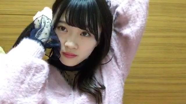 山根 涼羽(AKB48 研究生) (2018年01月03日19時02分12秒) SHOWROOM