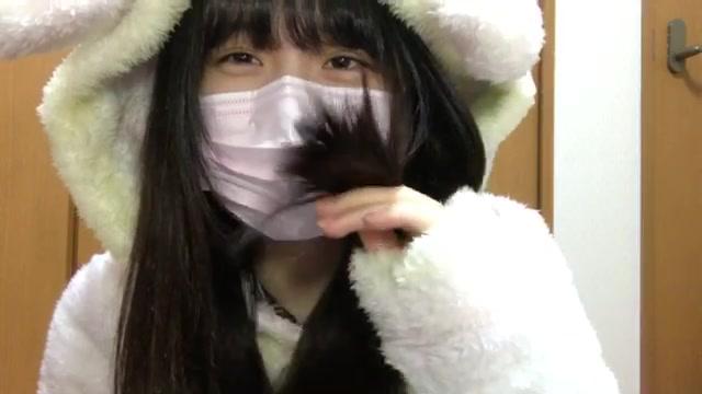 佐藤 佳穂(SKE48 チームE) (2018年01月01日23時20分14秒) SHOWROOM