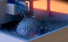 超真实液体渲染技术,完全看不出真假!