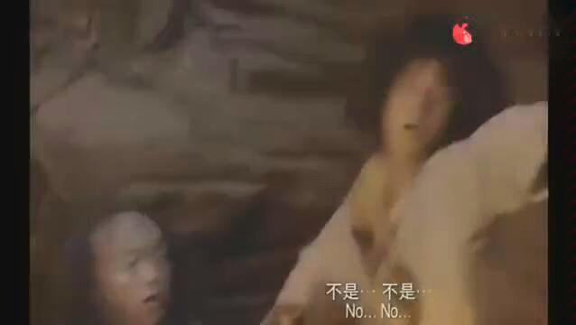 黄渤以为没开镜,自己闹着玩儿,周星驰没舍得剪掉,然后成就了经典
