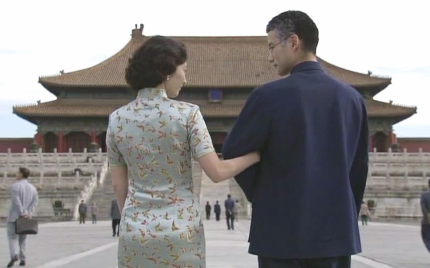 【尉迟】日本拍的清宫历史剧,溥仪弟弟和日本王妃的传奇爱情
