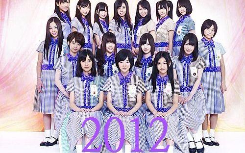 【乃木坂46】2012年 live合集