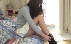【kaname】日本网红试穿裤袜(自制中文字幕)