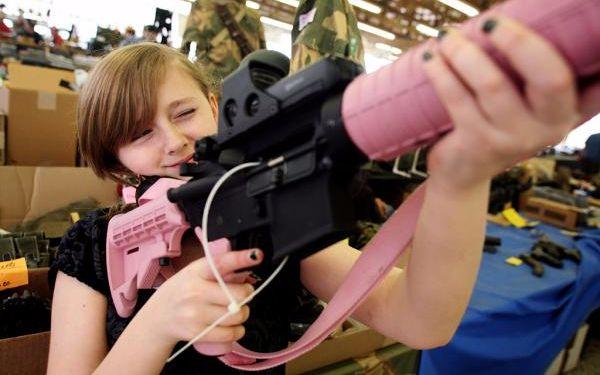美国步枪协会:不买抢,你会拥有自由吗?【观察者网】