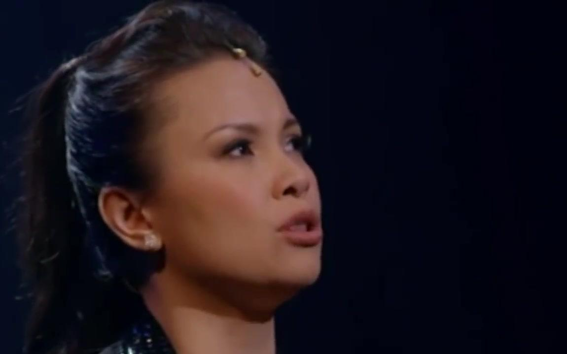 Rachelle Ann Go and Lea Salonga - The Movie In My Mind