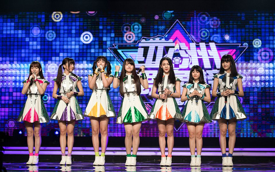 AiBB亚洲偶像榜
