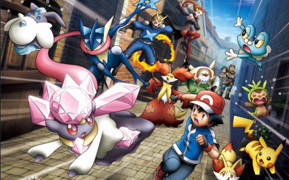 pokemon xy 手机 版
