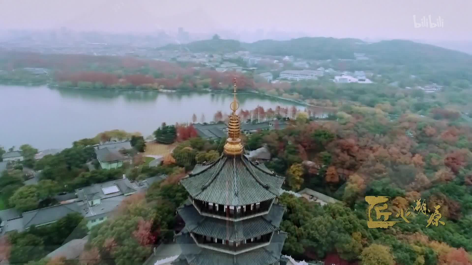 张国立耿乐的寻找杭州铜雕之旅