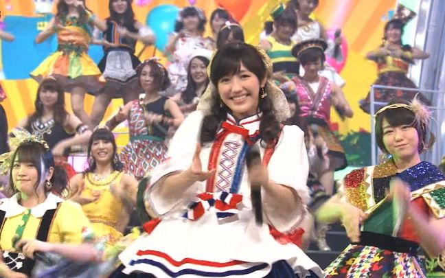 AKB48【恋爱幸运曲奇】最佳现场版TOP10