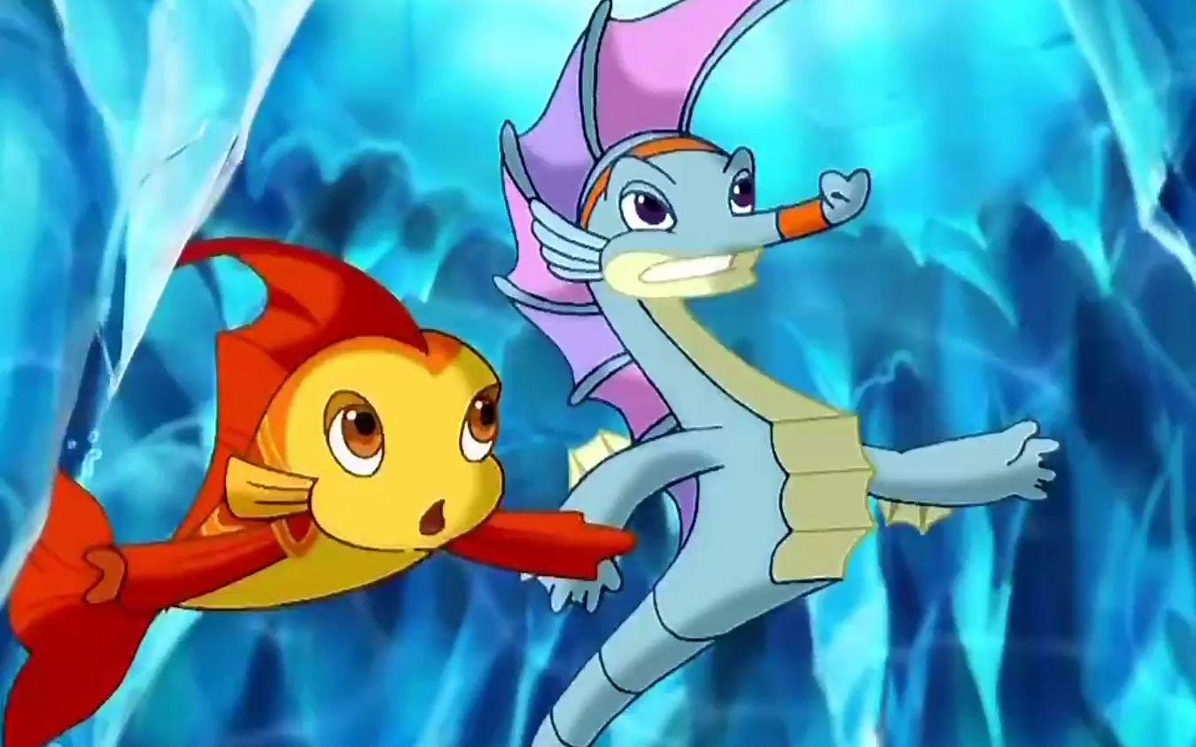 【小鲤鱼】阿酷真聪明,根据透光明暗,找出了最薄的冰层!
