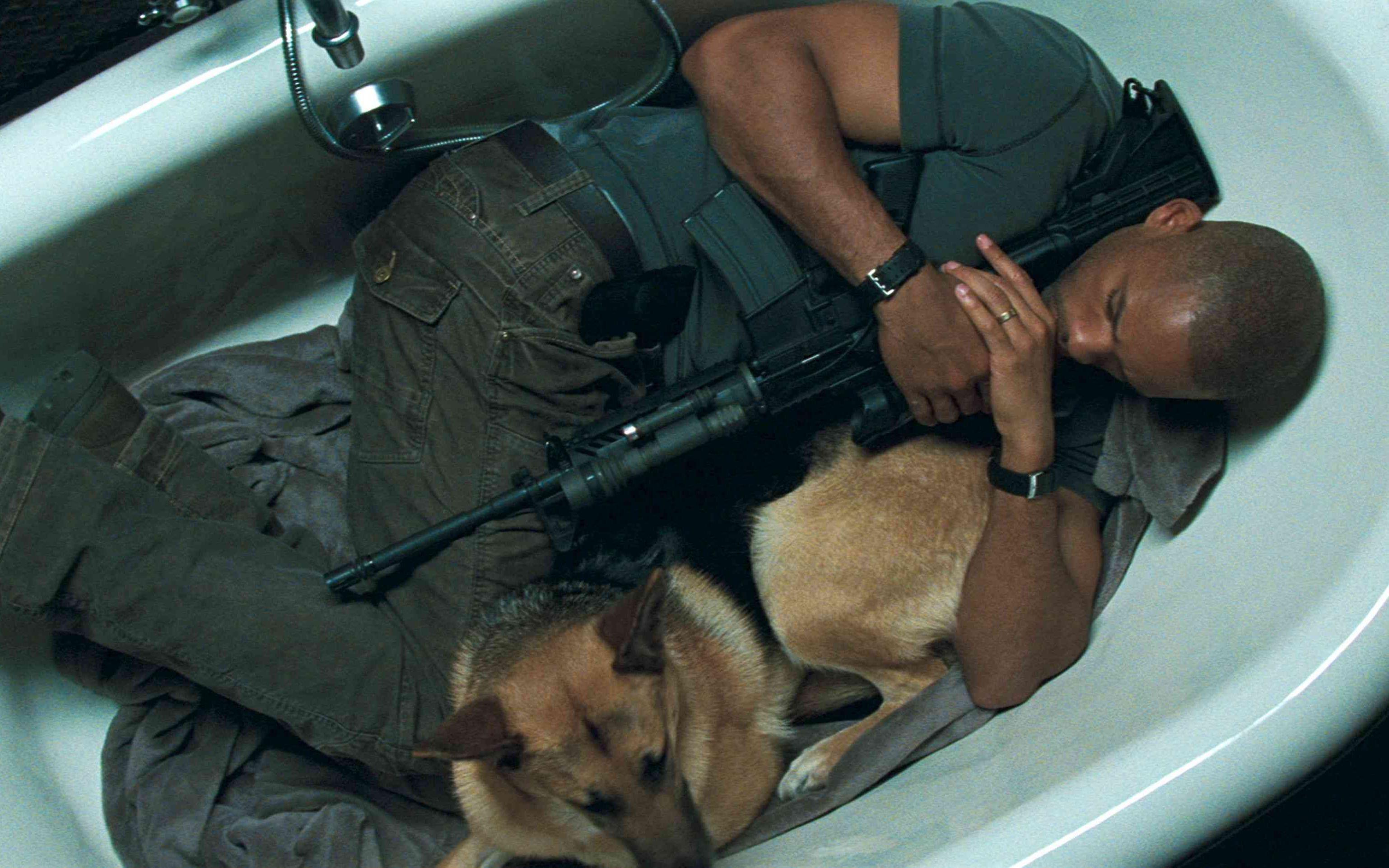 开局一条狗,装备全靠搜!世界上最后一份人与狗的友谊
