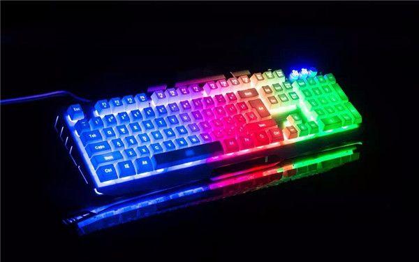 神说要有光!一分钟教你键盘DIY换灯GET起来