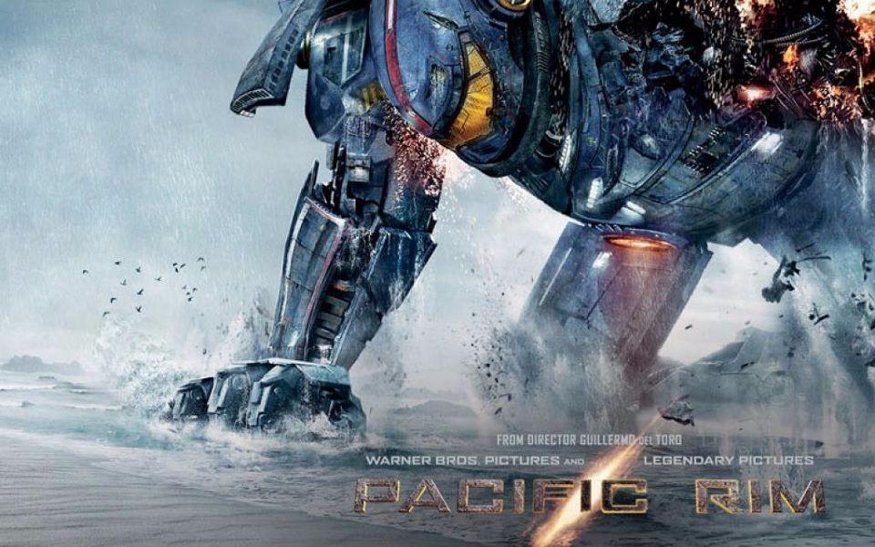 《环太平洋2》预告已出,那就让我们来回顾一下第一部的特效吧!