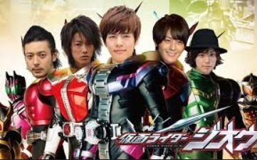 平成最后的剧场版?假面骑士ZI-O剧场版公布!!!!