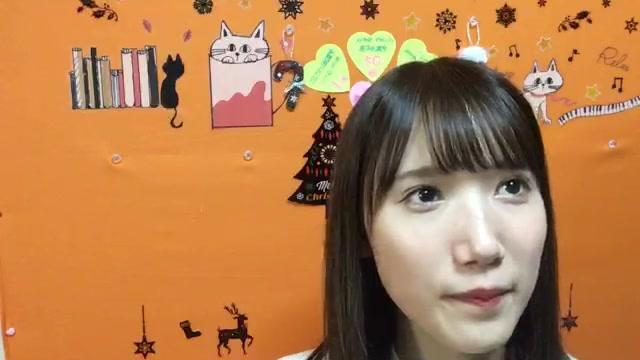 田中 菜津美(HKT48 チームH) (2017年12月11日21時36分13秒) SHOWROOM