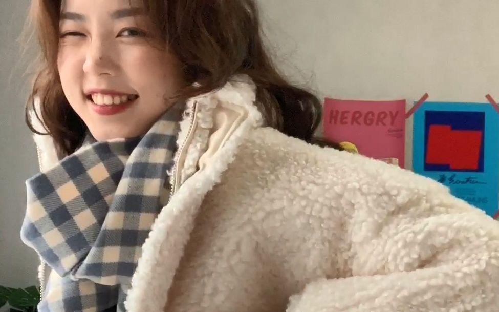 过冬大热的格纹围巾分享 把自己包裹起来做个暖宝宝