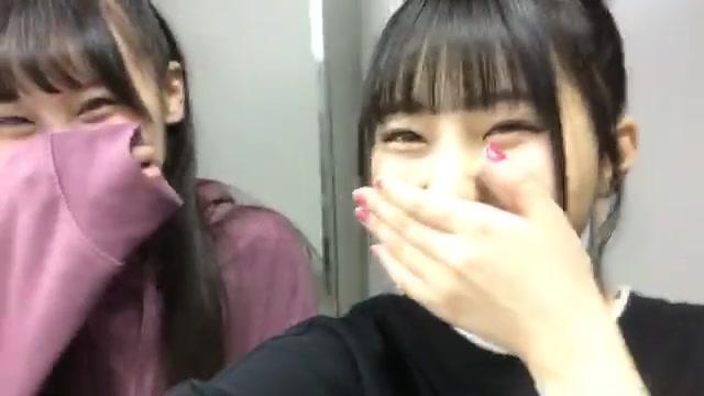 田中 美久(HKT48 チームH) (2018年01月09日17時02分38秒) SHOWROOM