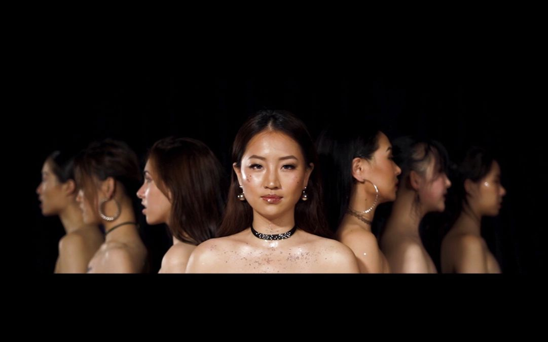Elsa Choreography Ariana Grande - GOD IS A WOMAN