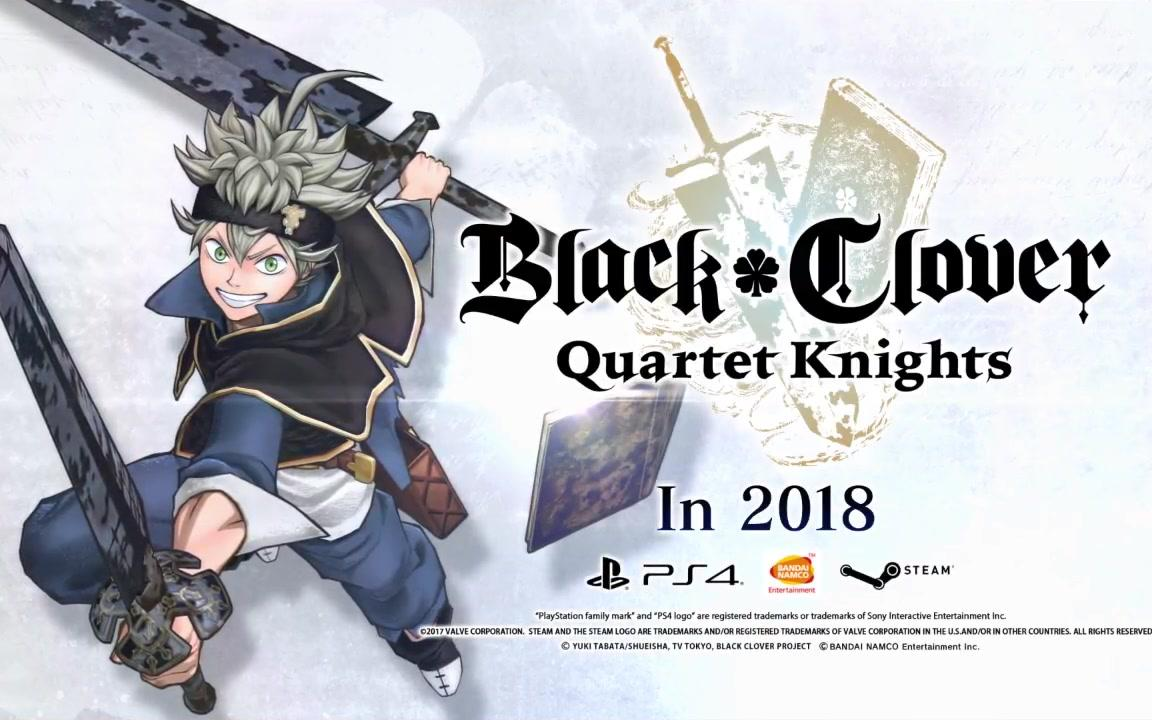 Black Clover: Quartet Knights - Asta Character Trailer | PS4, PC