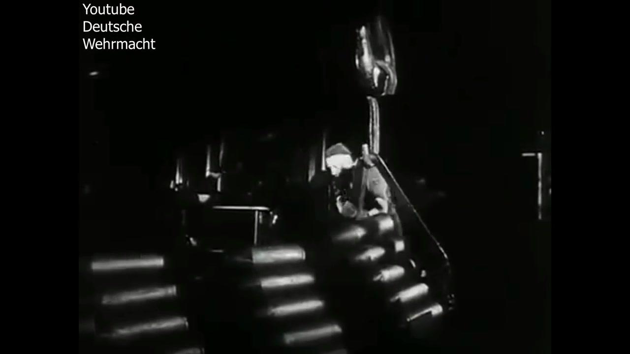 二战德国武器生产视频资料