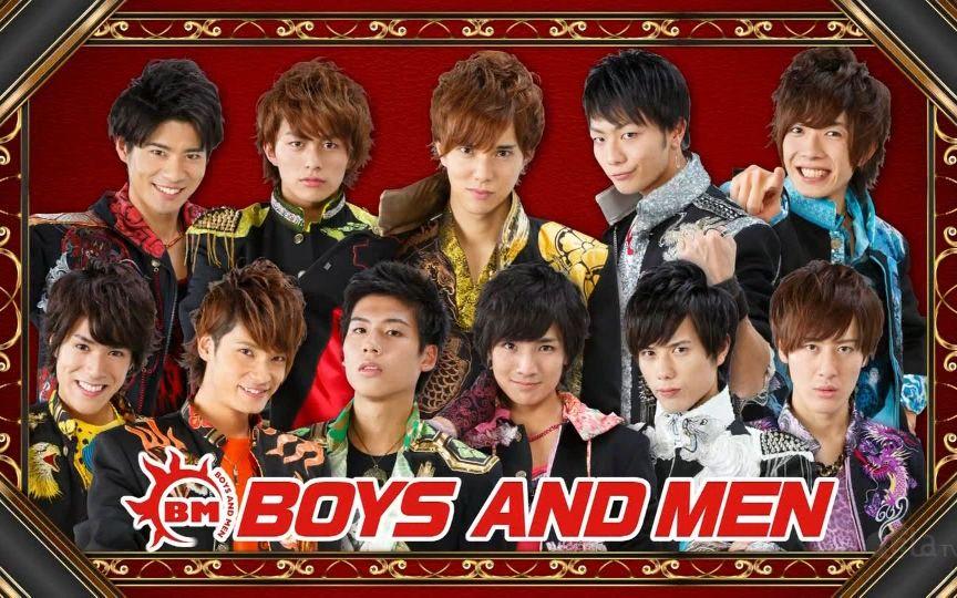 【BOYS AND MEN】BM☆MAGIC ~将夜晚的魔法献给你~