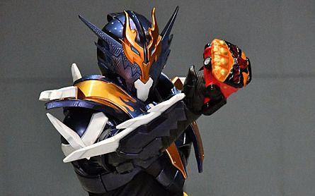 【假面骑士build】30话预告!岩浆肌肉龙要来了!!