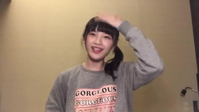 太野 彩香(NGT48 チームNⅢ) (2018年01月14日22時32分36秒) SHOWROOM