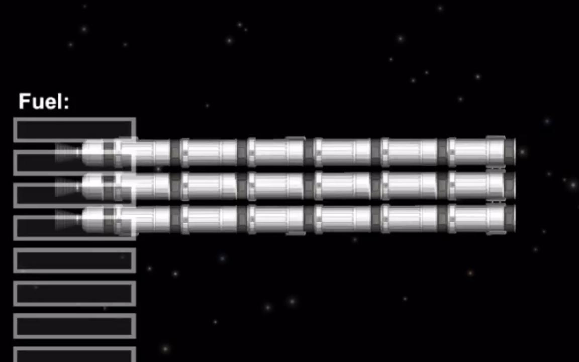 (航天模拟器):你们见过一箭三星,一箭十星,那你们见过一箭二十一星吗?图片