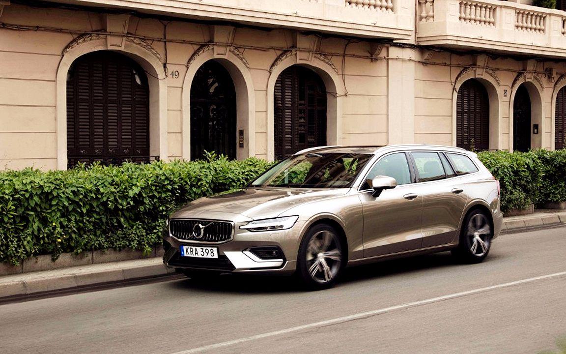 【中文】来趟质感满溢的旅行!2019西班牙试驾全新沃尔沃Volvo V60旅行车
